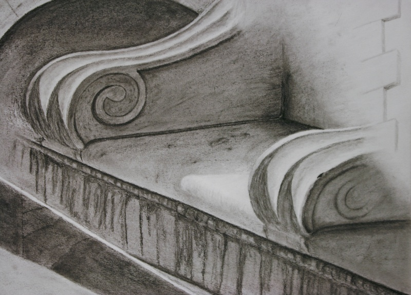 perspective drawing detail